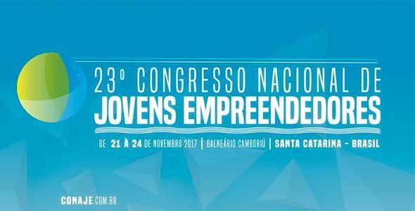 Balneário Camboriú sediará 23º Congresso Nacional de Jovens Empreendedores em novembro