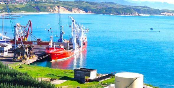 Imbituba ganha concorrência portuária para linha com a Ásia