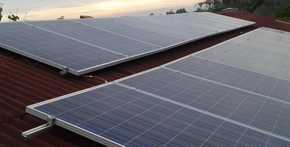 Energia solar gera economia e ganho ambiental no Estado