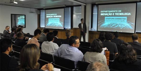 Câmara Brasil-Alemanha apresenta programa de aceleração de startups em SC