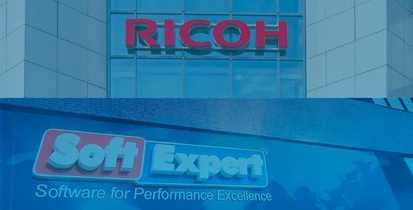 Parceria com Ricoh Colômbia e SoftExpert já rende cinco grandes clientes