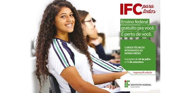 IFC abre exame de classificação