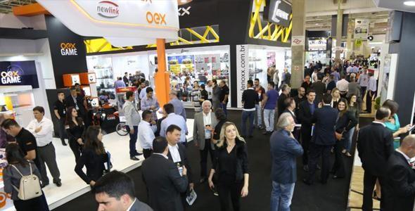 Rede varejista de SC participa da maior feira de eletroeletrônicos do país
