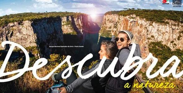 Governo do Estado e Santur em nova campanha publicitária de turismo