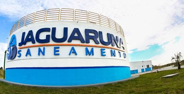 Jaguaruna Saneamento inaugura ETA que atende balneários Camacho e Garopaba do Sul