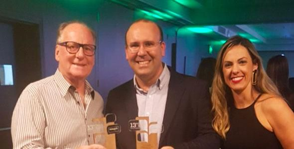 SC é destaque na premiação de comunicação e marketing da Unimed Brasil