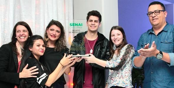 Blumenau é destaque do Senai Challenge Audaces de moda