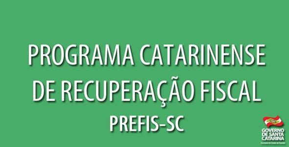 Programa Catarinense de Recuperação Fiscal arrecada R$ 3,9 milhões em 20 dias
