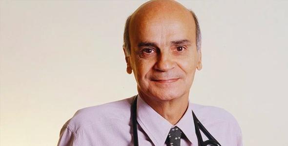 Médico e escritor Drauzio Varella fará palestra em Blumenau