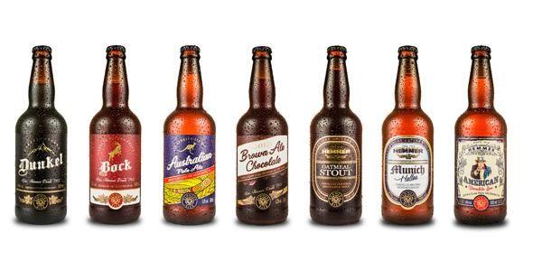 Hemmer lança mais sete rótulos de cerveja artesanal