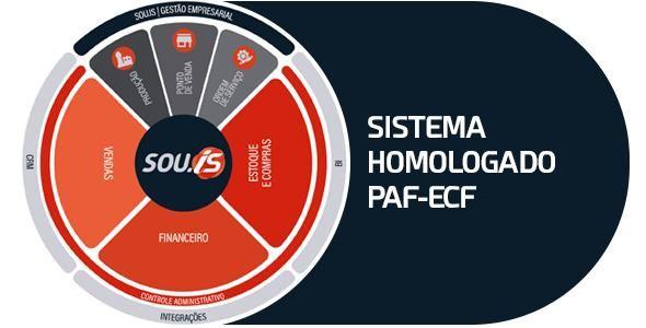SOU.IS homologa Programa Aplicativo Fiscal para ECF