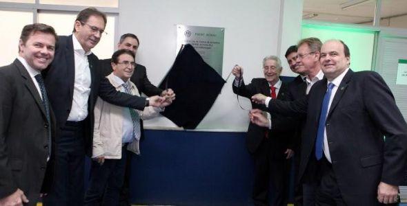 Em parceria com Volkwagen, Senai em Joinville revitaliza centro automotivo