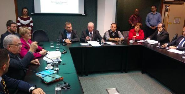 Suspenso projeto da Região Metropolitana da Grande Florianópolis