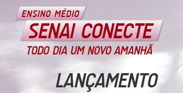 Senai de Brusque lança Ensino Médio Conecte