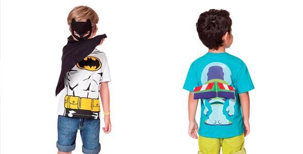 Fakini investe em roupas infantis com opções para brincar
