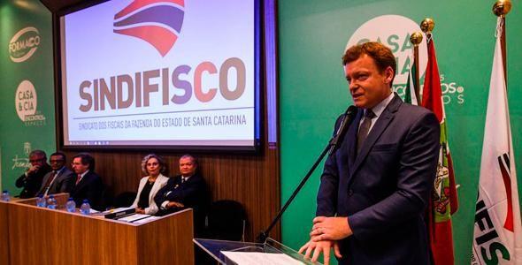 Sindifisco-SC inaugura nova sede na Capital
