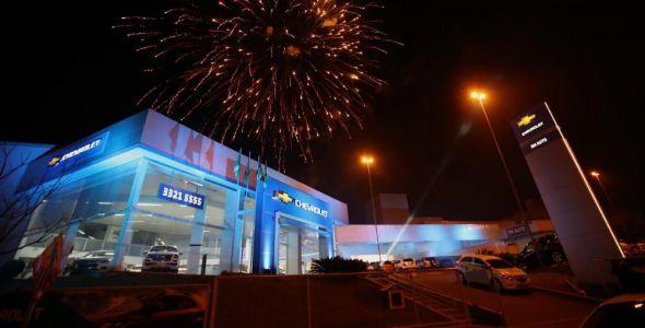 DM Auto Chevrolet inaugura novas instalações