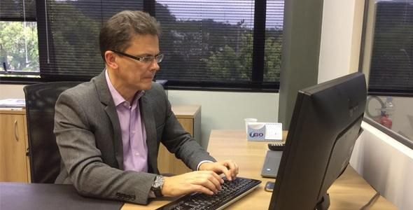 Business Park apresenta novo diretor comercial