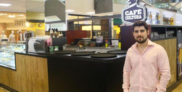 Criciúma recebe sétima loja do Café Cultura