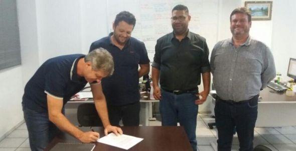Observatório Social de Brusque firma parceria com DeltaCem