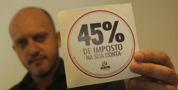 Imposto sobre vistoria veicular chega a 45% em Santa Catarina