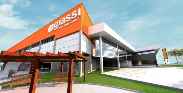 Giassi inaugura loja em Jaraguá do Sul