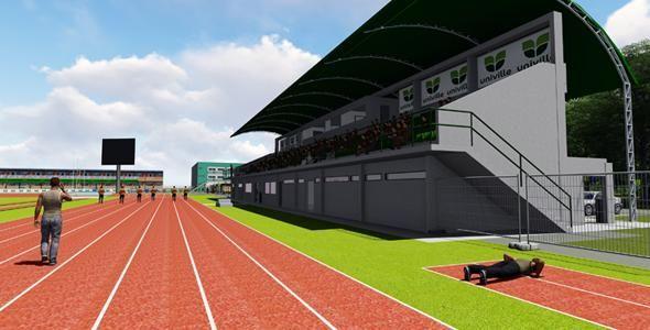 Univille vai modernizar complexo de atletismo