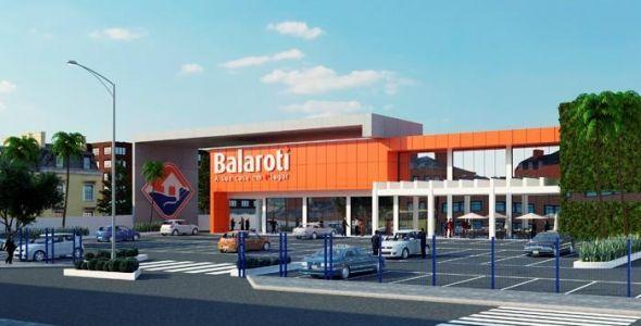 Balaroti reinaugura loja em Joinville com o dobro do espaço