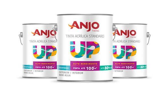 Anjo lança nova tinta de alto rendimento