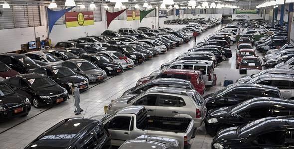 Mercado automotivo de Santa Catarina registra alta de 14,11% em agosto