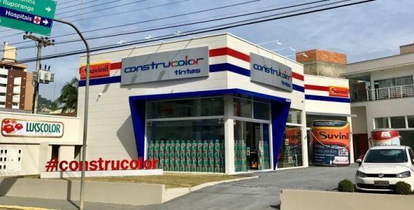 Construcolor anuncia 10ª unidade no Vale do Itajaí