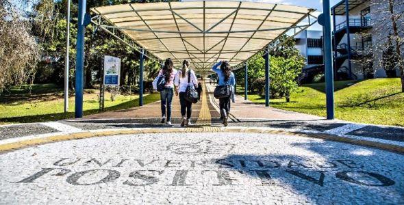 Positivo abre inscrições para vestibular em Santa Catarina