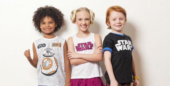 Fakini lança coleção com estampas da saga Star Wars