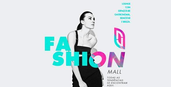 Garten Fashion Mall vai reunir tendências de moda e gastronomia