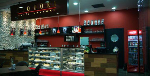 Liquori oferece cafés especiais inspirados nas cafeterias italianas
