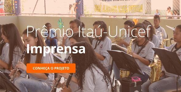 Santa Catarina tem cinco finalistas no Prêmio Itaú-Unicef