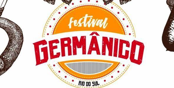 Primeiro Festival Germânico do Alto Vale acontece em novembro