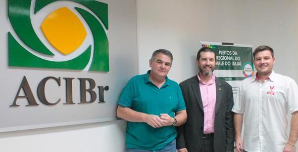 ACIBr elege nova diretoria para gestão 2017 até 2019