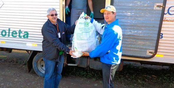 Aurora Alimentos premiada por programa ambiental