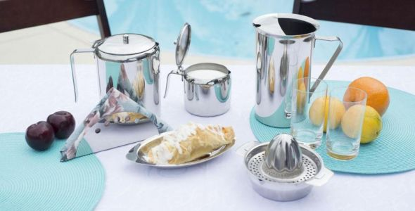Plasvale lança nova linha de produtos em aço inox