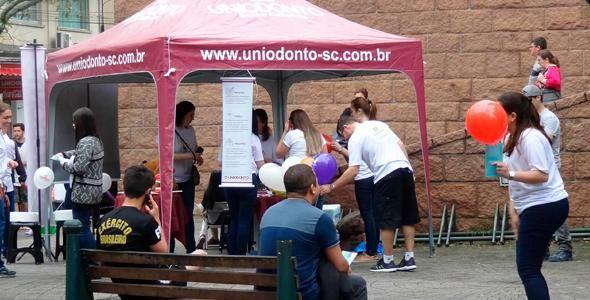 Uniodonto Santa Catarina prepara ação para o Dia do Dentista