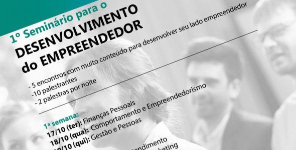 Balneário Camboriú terá seminário para empreendedor