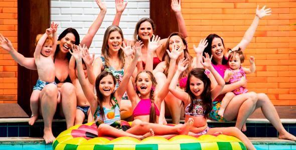 Coleção infantil de beachwear aposta no lúdico para o Verão 2018