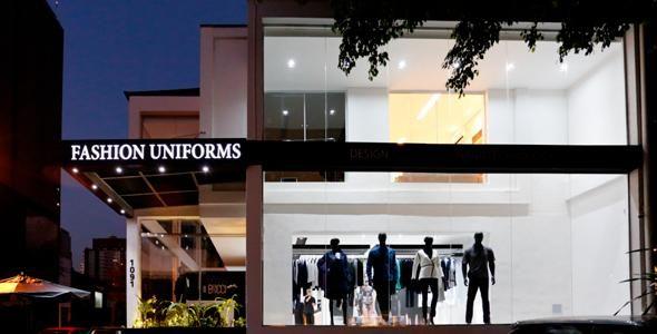 Bertucci produz em SC linha de uniformes profissionais