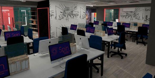 Aceleradora Spin promove palestra em Jaraguá do Sul