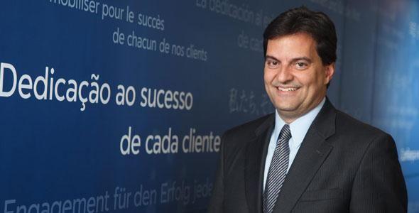 Presidente da IBM Brasil Marcelo Porto palestra em evento promovido pelo LIDE SC