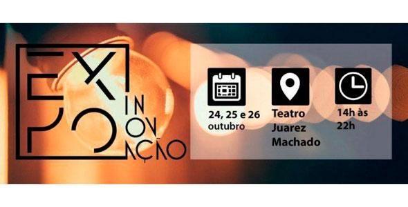 ExpoInovação  aborda Nova Economia, Empreendedorismo e Cidades Inteligentes