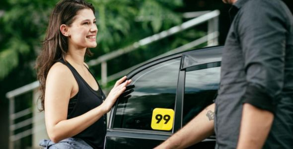 Aplicativo 99 cadastra motoristas em Florianópolis