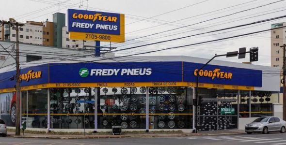 Fredy Pneus abre primeira loja em Jaraguá do Sul