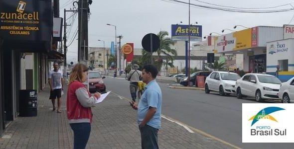 Pesquisa aponta aumento da aceitação ao Porto Brasil Sul